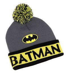 ThinkGeek :: Batman Beanie