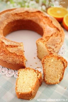 Egg Biscuits, Biscuit Cake, Breakfast Cake, Light Recipes, Cornbread, Eat Cake, Yogurt, Food And Drink, Ethnic Recipes