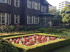 Kyu-Furukawa Gardens, Tokyo, Japan http://www.cheapojapan.com/beautiful-english-garden-with-a-japanese-twist-kyu-furukawa-gardens-tokyo/ #japan #english #japanese #garden