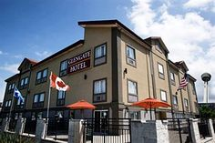 Glengate Hotel and  Suites 2.0 Star HotelIn the entertainment district Niagara Falls, CA$58.79 CAD