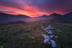 Matese Sunrise by Alessandro Taborri on 500px