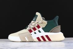 low priced f3a69 e80cf adidas EQT Bask ADV Clear Brown Mens Basketball Shoes Mens Basketball
