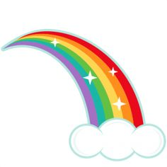 over the rainbow clipart rainbows etsy and paper products rh pinterest com free rainbow clipart images free rainbow clipart