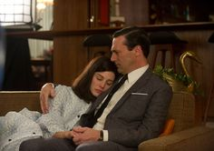 Mad Men Season 6 Episode 3  Don and Megan