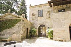 Pazo de Ramirás.Orense Chula, Monaco, Spain, House Styles, Home Decor, Mansions, Country Houses, Monuments, Palaces