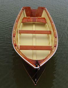 Custom Made 14' Outboard Skiff_Atkins Design