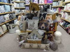 Great selection of cushions from our Soft Furnishings Department in the Home Store.