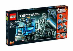 LEGO Technic 8052 - Container-Truck Lego http://www.amazon.de/dp/B003A2JBZU/ref=cm_sw_r_pi_dp_BJgGub1B3WTF2