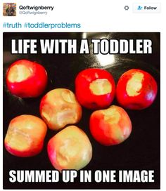 27 Hilarious Tweets That Perfectly Sum Up Your Relationship With Your Toddler