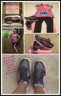 e15650fc7ff Join the Fight Against Breast Cancer With Skechers GOrun 3 Awareness  Running Shoes