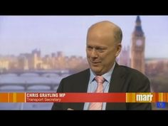 Chris Grayling: no decision on Heathrow, no idea on HS2 and no plan for ...