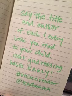 raise a reader: dail