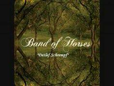 Band of Horses  Detlef Schrempf