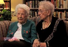 Watch These Adorable, Hilarious Ladies Who've Been BFFs For Almost 100 Years | Thought Catalog
