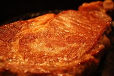 Share |  The Butter Steak: What's the Best Way to Cook a Steak?