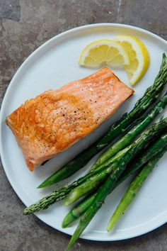 When it comes to simple, quick-cooking weeknight meals, salmon fillets always have a place in my regular lineup