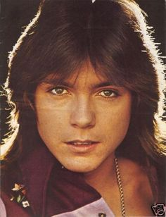 David Cassidy, King of the pinups.