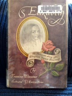 Beautifully-written, Living Book about the poetess Elizabeth Barrett Browning, for youth and the curious of all ages. Loved it, loved it, loved it!