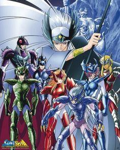 Saint Seiya poster Asgard http://www.abystyle-studio.com/en/saint-seiya-posters/347-saint-seiya-poster-asgard.html