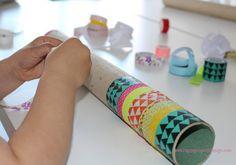 instrumento DIY: palo de lluvia Kits For Kids, Crafts For Kids, Rain Sticks, Diy Y Manualidades, Etsy Store, Musicals, Instruments, Origami, Creative