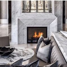 There's a little bit of marble in here..