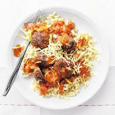 Recept - Macaroni met gehaktballetjes - Allerhande