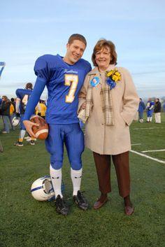 Matty and Grandma Saracen