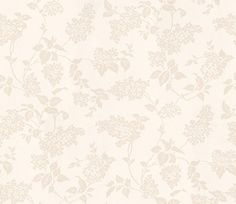 Lilac Dark Linen (3410399) - Laura Ashley Wallpapers - A pretty elegant floral design of trailing lilac flowers in beige on a cream background. Other colour ways available. Please request a sample for true colour match.