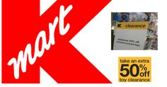 Kmart Toy Clearance:  Save 50% on Clearance Toys!