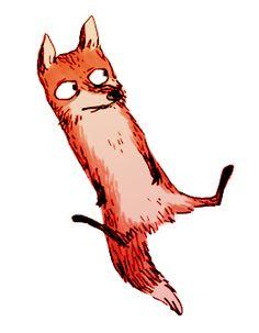 Fox sketch by Katri Valkamo Fox Illustration, Character Illustration, Fox Character, Character Design, Fox Sketch, Fox Decor, Fox Art, You Draw, Creature Design