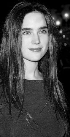 Hottest Female Celebrities, Hollywood Celebrities, Beautiful Celebrities, Hollywood Actresses, Beautiful Actresses, Actors & Actresses, Celebs, Jennifer Connelly Eyes, Jennifer Connelly Rocketeer