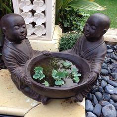 Monk Garden Bowl