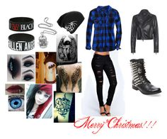 """""""Merry Christmas from me!!!"""" by blade-trista18 ❤ liked on Polyvore featuring art"""