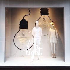 """MACY'S,State Street,Chicago, """"If you don't have any shadows Emily you're not in the light"""", photo by Sylvia Q., pinned by Ton van der Veer"""