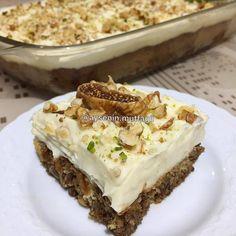 "1,190 Beğenme, 9 Yorum - Instagram'da @nefis_tarifleriniz: ""@nefis_tarifleriniz Offf kremaya gel 😋 👉🏻@aysenin.mutfagii  👉🏻@aysenin.mutfagii 👈🏻 🌹Ellerinize…"" Fish And Meat, Fish And Seafood, Turkish Recipes, Italian Recipes, Breakfast Recipes, Dessert Recipes, Desserts, Turkey Today, Turkish Sweets"