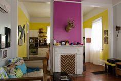 Tyler & Matthias' Lofty Cottage- colors