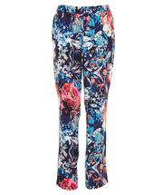Large floral print. Great for balancing out Inverted triangle shape