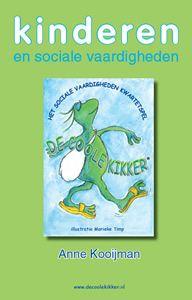 Coole Kikker kwartetspel + SOVA-boek