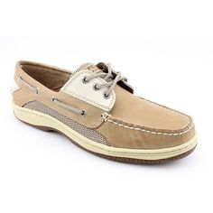 Sperry Top Sider Men's Billfish 3 Eye Casual Shoes Wide