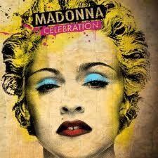 Madonna album-covers