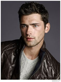 Sean OPry Models Fall 2014 Looks for Massimo Dutti image Massimo Dutti Fall Winter 2014 Sean Opry Look Book 005