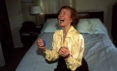"Nan Goldin's ""Lil laughing, Swampscott, MA"""