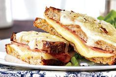 ... monsieur sandwich la mushroom croque monsieur croque monsieur croque