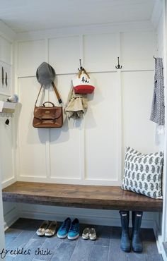10 Things You Never Knew You Needed In Your Mudroom