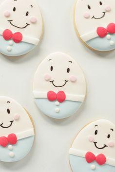 pastries.quenalbertini: Humpty Dumpty Cookies | hello naomi