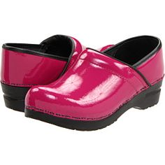 Sanita - Professional Narrow Patent - Women (Fuschia Patent) - Footwear, $125.00  #Sanita