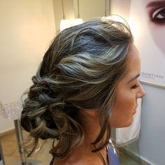 #wedding #updo #hairbyglow