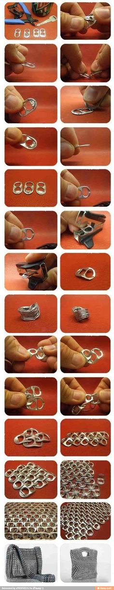 Cool can tab jewelry and accessories