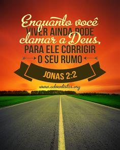 JESUS é o caminho. Aliás, o ÚNICO caminho para Deus.