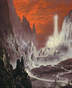 MINAS MORGUL BY TED NASMITH